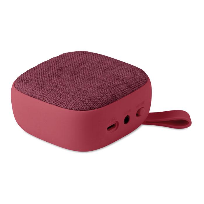 MO9260-02<br> Boxa Wi-Fi textila patrata