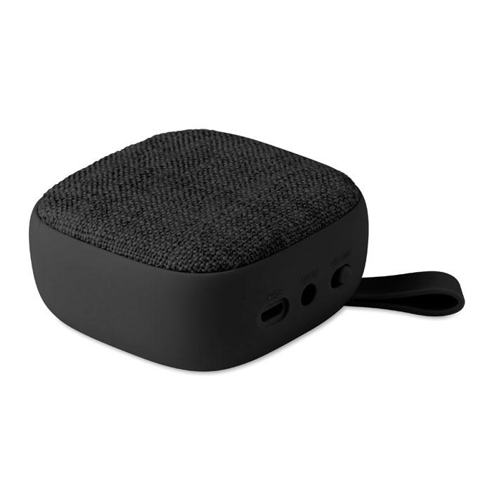 MO9260-03<br> Boxa Wi-Fi textila patrata