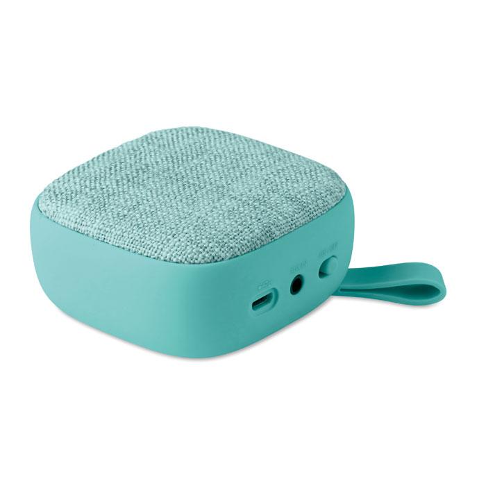 MO9260-12<br> Boxa Wi-Fi textila patrata