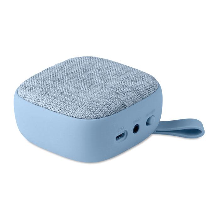 MO9260-66<br> Boxa Wi-Fi textila patrata