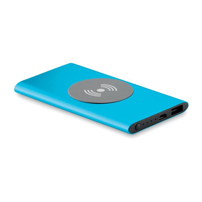 MO9498-04<br> Powerbank Wireless de 4000mAh