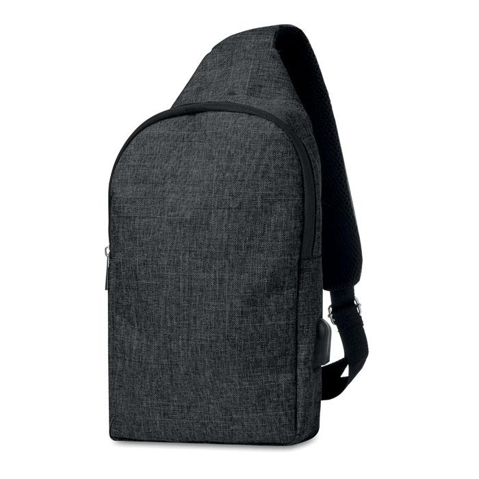 MO9628-03<br> Bum bag in 2 tonuri de culoare