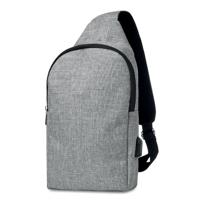 MO9628-07<br> Bum bag in 2 tonuri de culoare