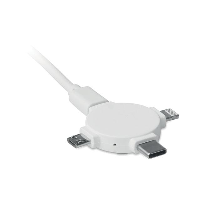MO9654-06<br> Adaptor cablu, 3 in 1