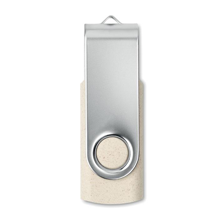 MO9871-13-16G<br> USB 16GB din paie și PP 50/50  MO9871-13