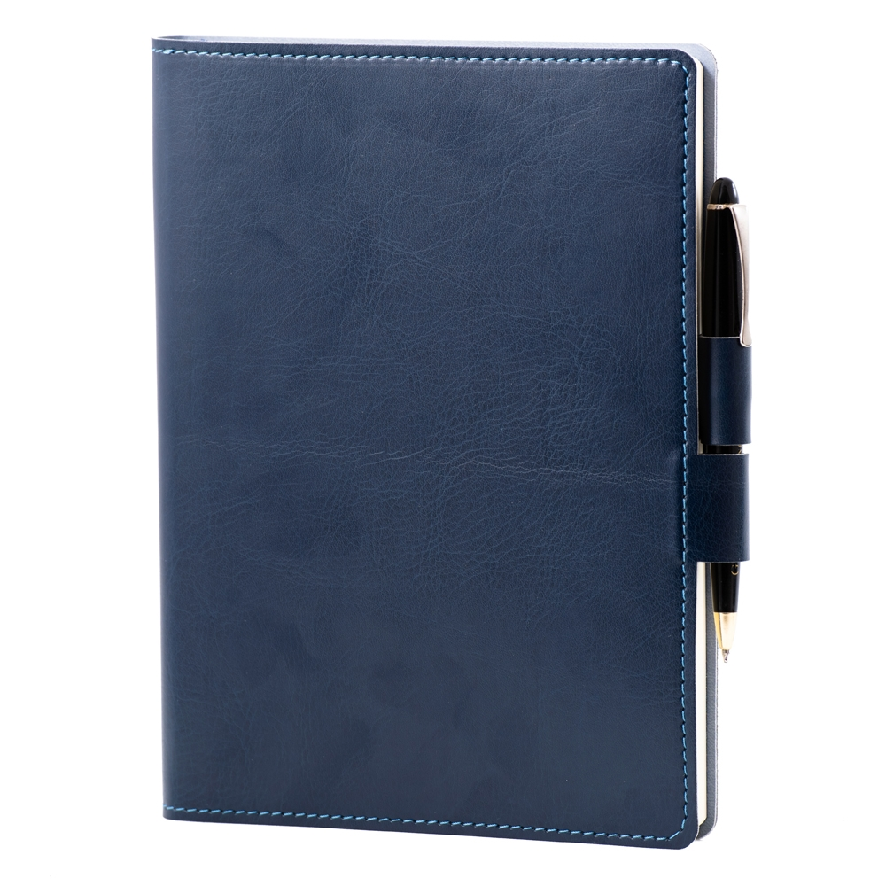Colored-Al<br> Agenda Colored albastra
