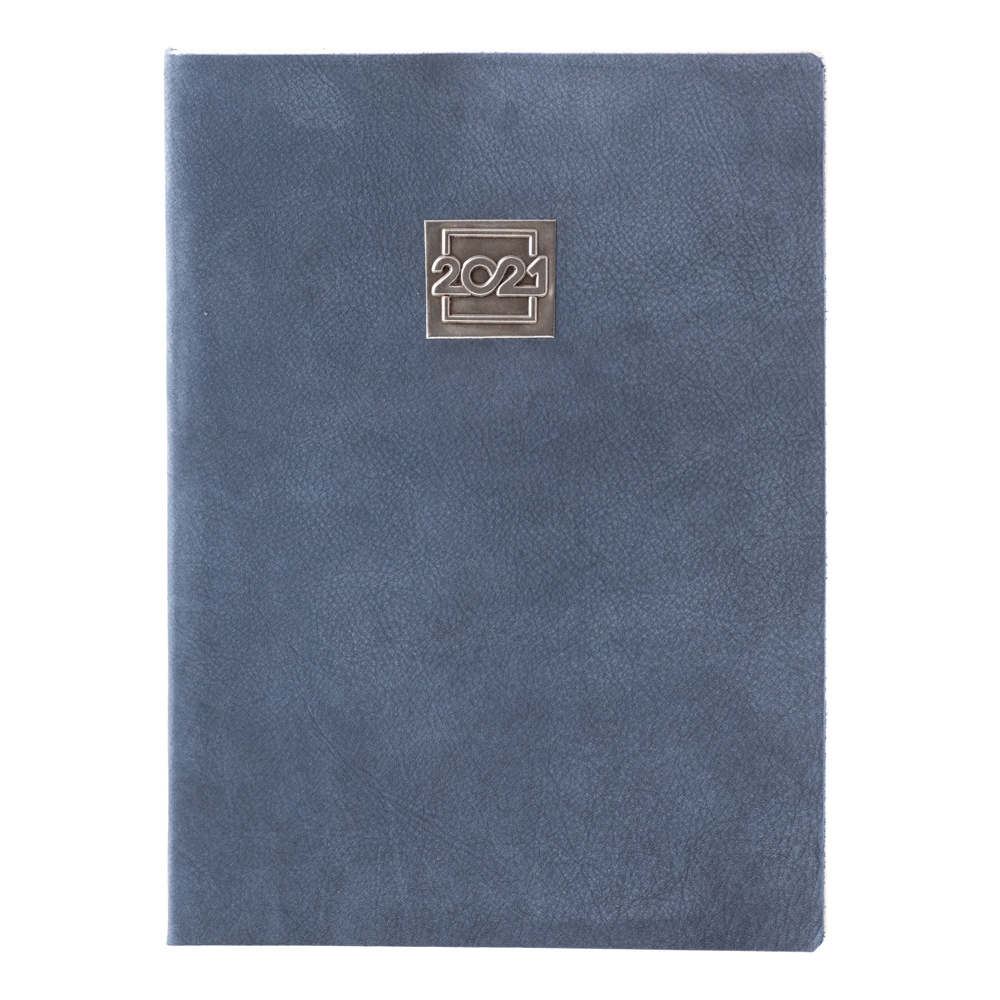 Seqoia-Al<br> Agenda  Seqoia  albastra cu eticheta